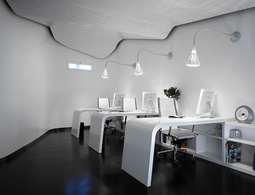 Modern Interior Design Office