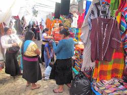 The daily public market, San Cristobal de Las Casas