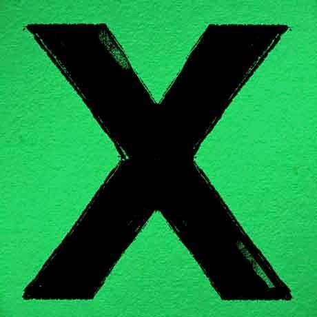 x cover album