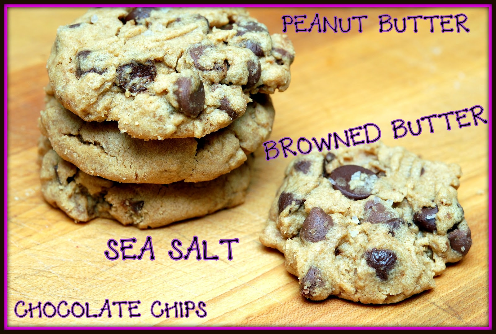 Hugs & CookiesXOXO: PEANUT BUTTER, CHOCOLATE CHIP, BROWNED ...