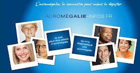 Le site sur l'Acromégalie
