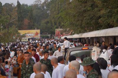 buddhism, isaan, thailand, luangta, maha bua, boowa, wat pa baan tad