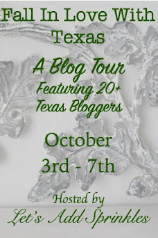 Texas Blog Tour
