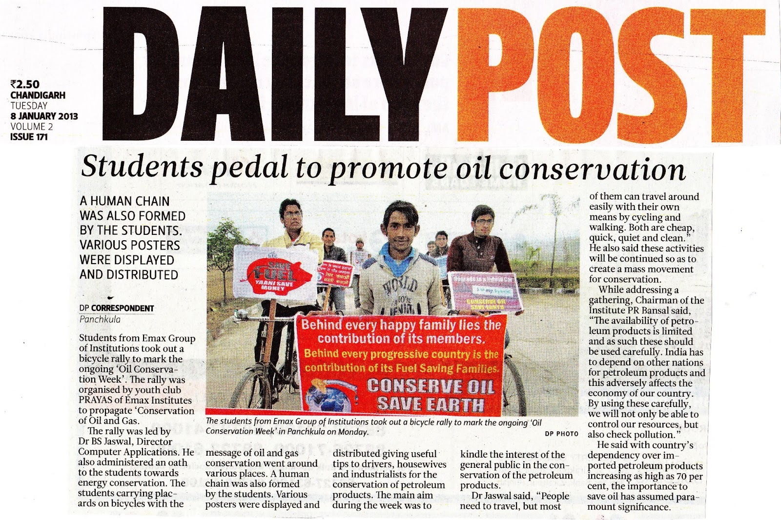 petroleum conservation The appointments committee of the cabinet has approved the proposal for  appointment of alok tripathi, irts (1999), director (d&mc) in the.