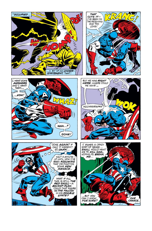 Captain America (1968) Issue #187 #101 - English 11
