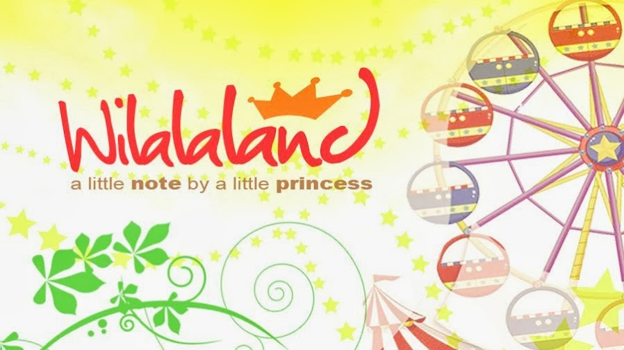 WILALALAND~a little note by a little princess