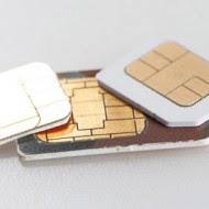 nano-SIM cards