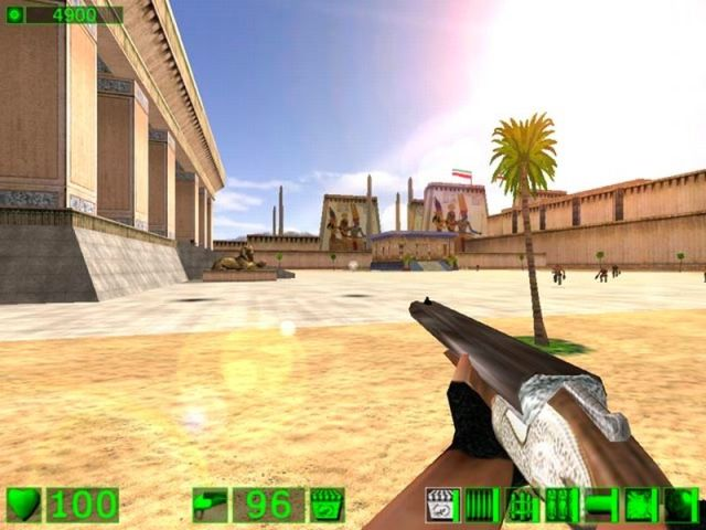 Serious Sam 1 PC Games Screenshots