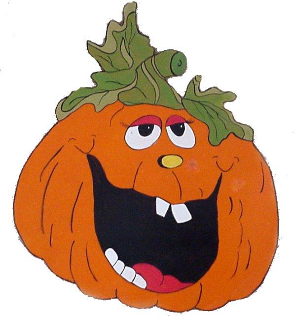 craft creations the great big pumpkin cutout card