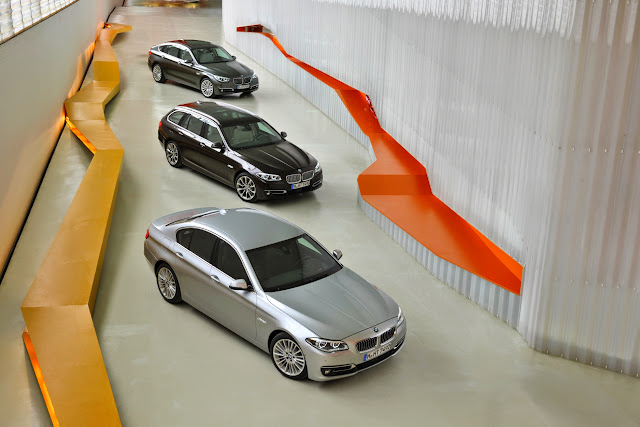 Price List and Specs for 2014 BMW 5 Series Sedan, Gran Turismo and M5