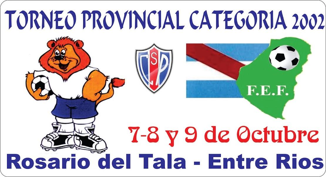 TORNEO PROVINCIAL 2002