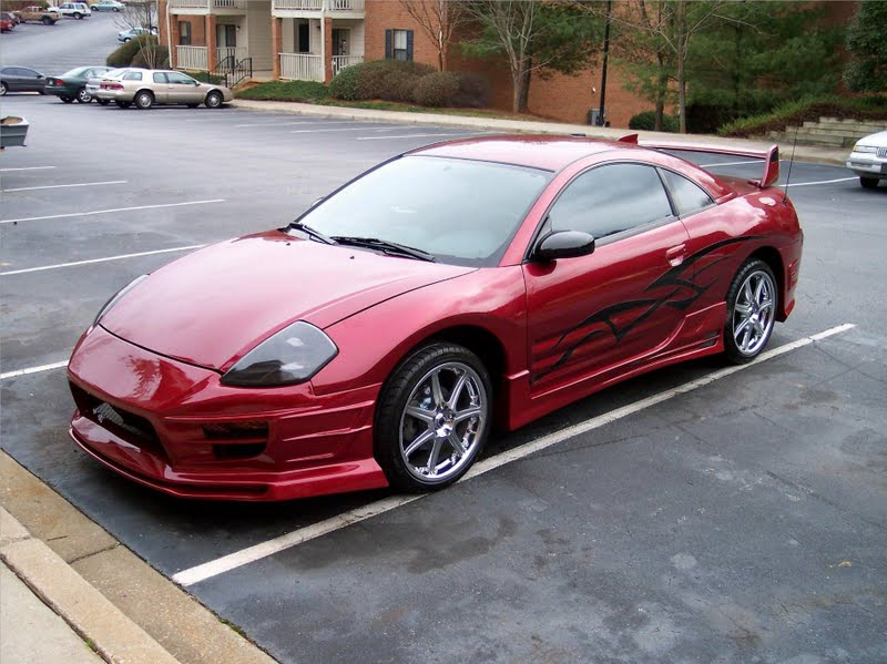 Tuning Cars And News Mitsubishi Eclipse Tuning