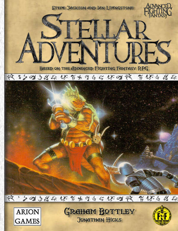 AFF Stellar Adventures available now!