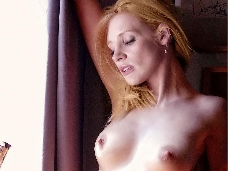 jessica nude: