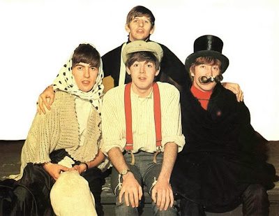 the beatles disfraz - fotos graciosas