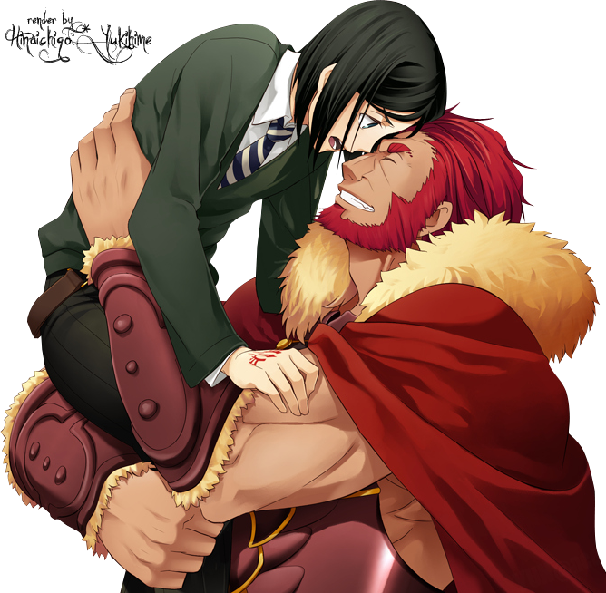 Render Rider y Waver - Fate Zero