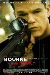 The Bourne Supremacy (Bourne 2) (El mito de Bourne) (2004) Español Latino