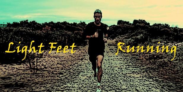 LE PLAISIR DE COURIR blog du livre COURIR LEGER - LIGHT FEET RUNNING