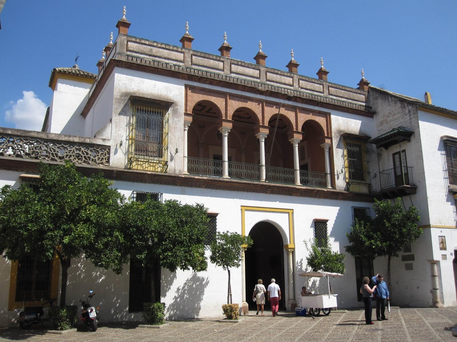 Seville Casa de Pilatos