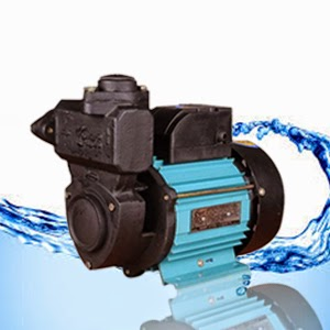 Sharp Hydro Self Priming Regenerative Monoblock Pump High Flow 5060 (0.5HP) Online, India - Pumpkart.com