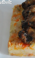 Hutspot (puré de patata, zanahoria y cebolla)