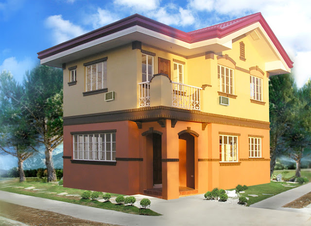 Trevisio Model House in Tuscania Subd., CDO