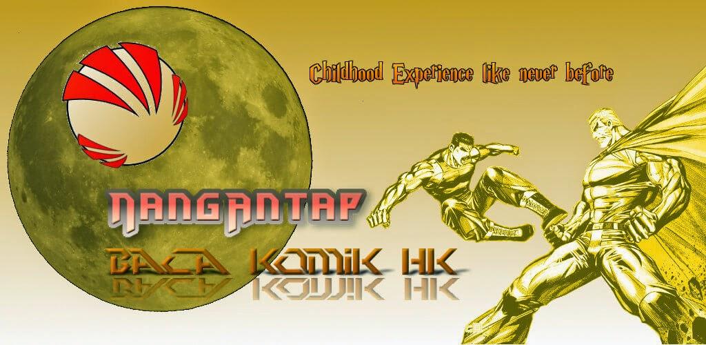 NangAntap Baca Komik First Release at Amazon App Store