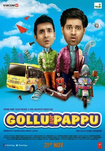 Gollu Aur Pappu (2014) Movie Poster