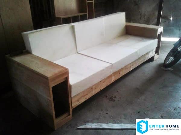 Xưởng sản xuất đồ gỗ nội thất enterhome hình ảnh 8
