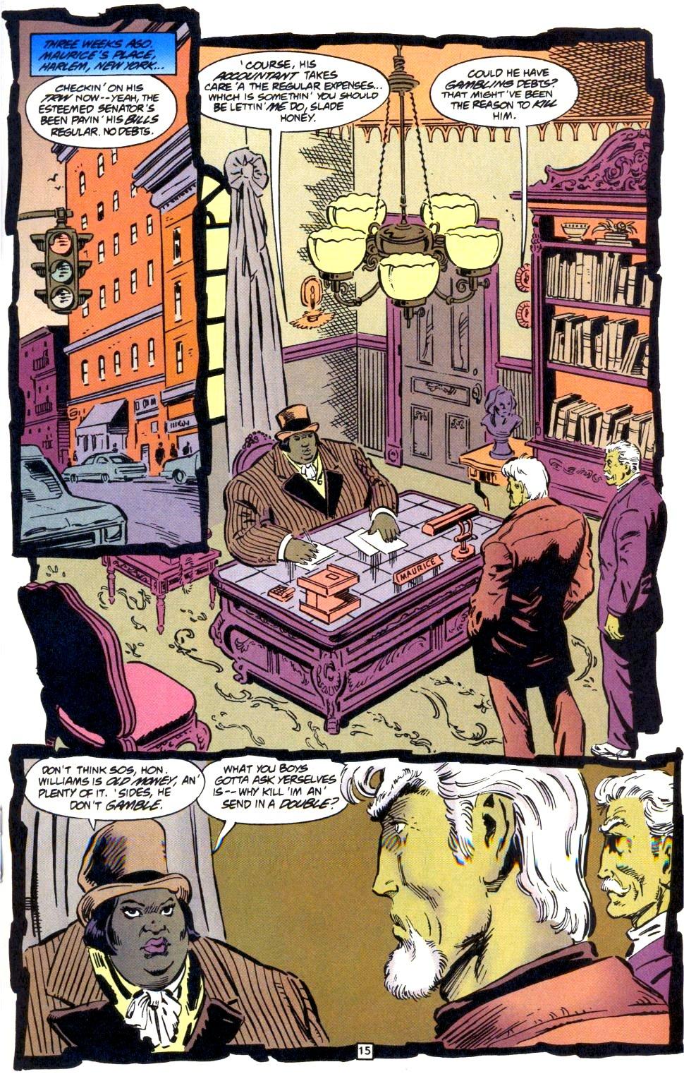 Deathstroke (1991) Issue #0 #5 - English 16