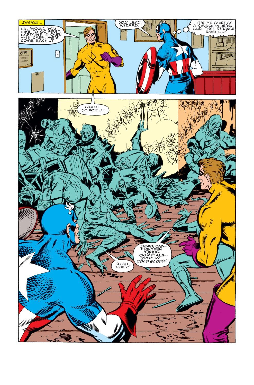 Captain America (1968) Issue #320 #248 - English 6