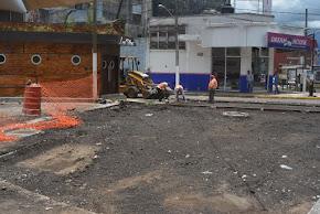 Programa de Sustitución de Losas llega a Ávila Camacho