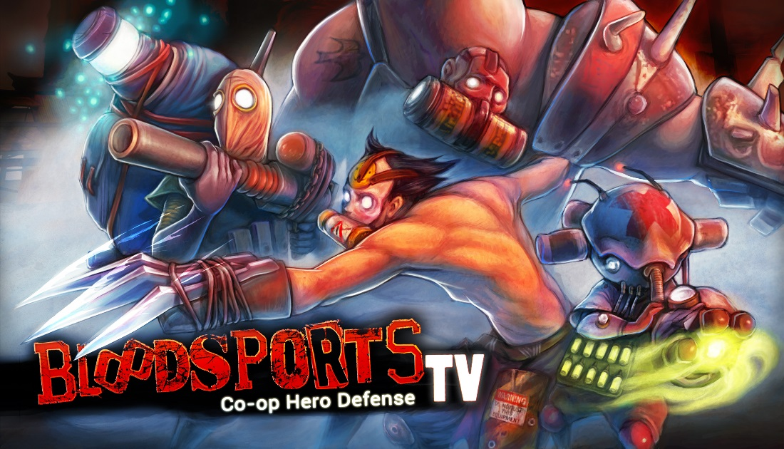 Bloodsports TV знакомство с игрой