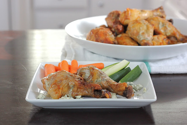 crock pot hot wings