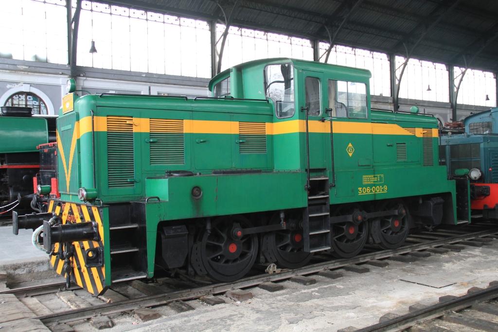Cómo funcionan los trenes?: Fotos de locomotoras diesel
