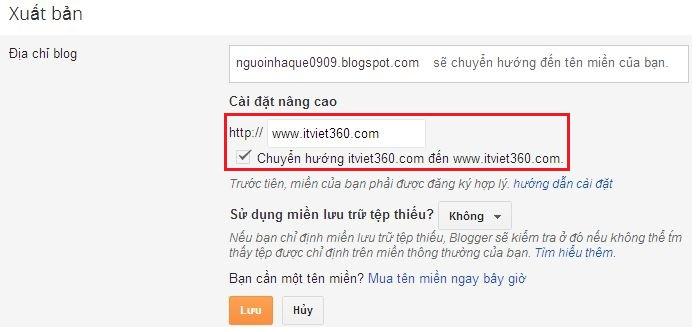 install domain www