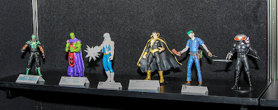 DC Collectibles New 52 2013 figures