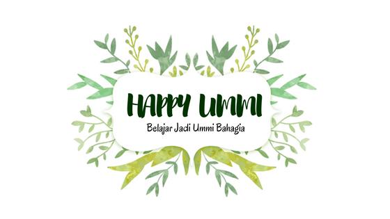 Happy Ummi
