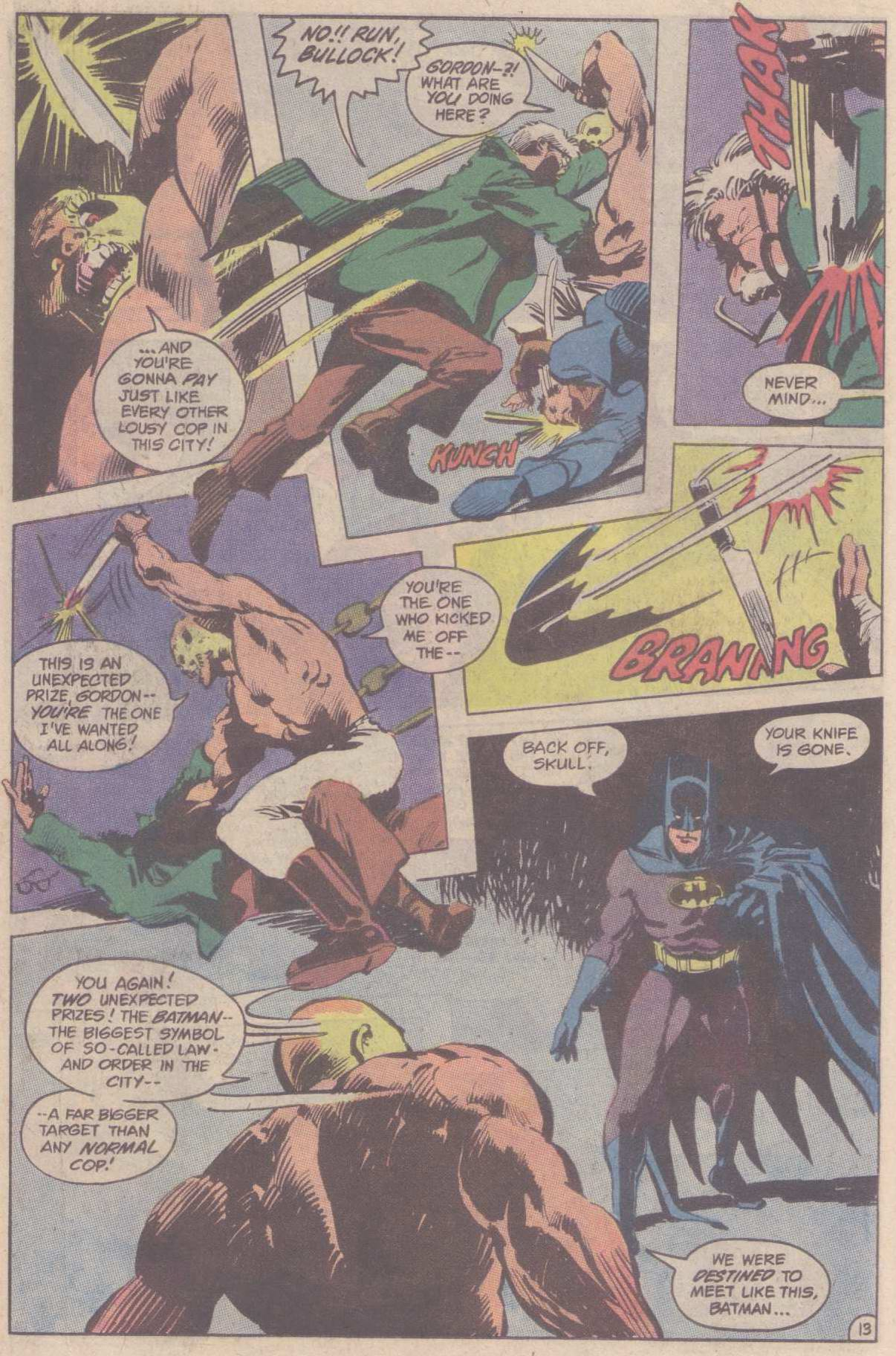 Detective Comics (1937) Issue #528 Page 15