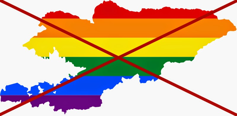 Kyrgyzstan's New Anti-Gay Law Is Even Worse than Russia's, homophobia