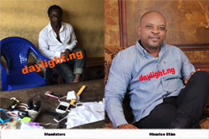 How music star, Mandators duped me of $86, 000+Why he evaded arrest for five years - Lagos business man, Maurice Etim
