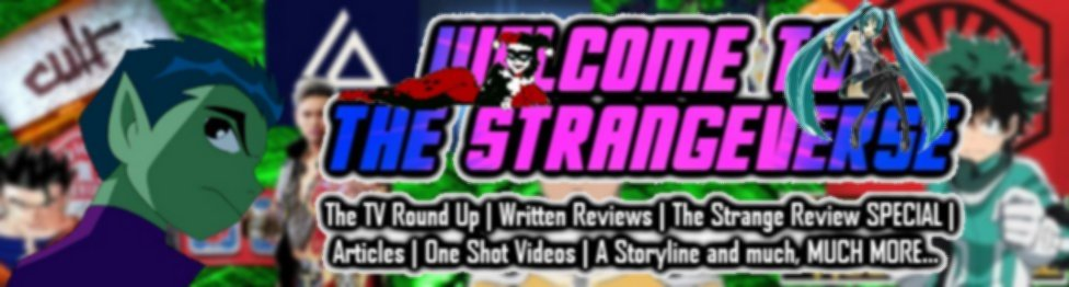 THE STRANGEVERSE!