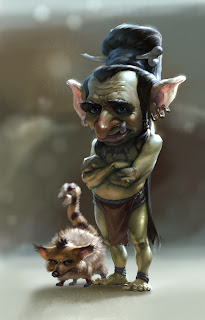 Goblin ficou triste