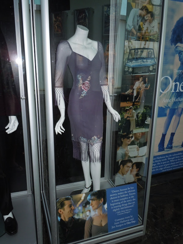 Anne Hathaway One Day film costume