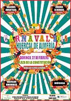 Carnaval de Huércal de Almería 2015