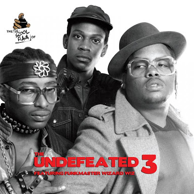 Undefeated Three ‎– Rare And Unreleased: 1982-1985 (2011, 320, LP)