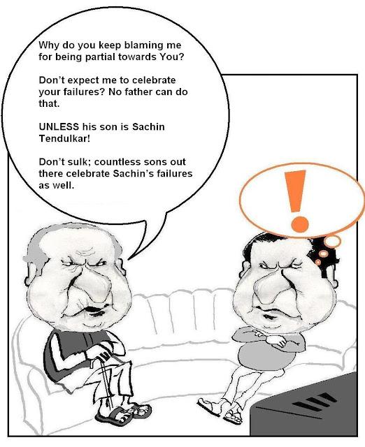 Sachin Tendulkar misses 100th Century Once again