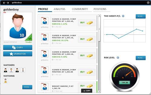 Trader Profiles