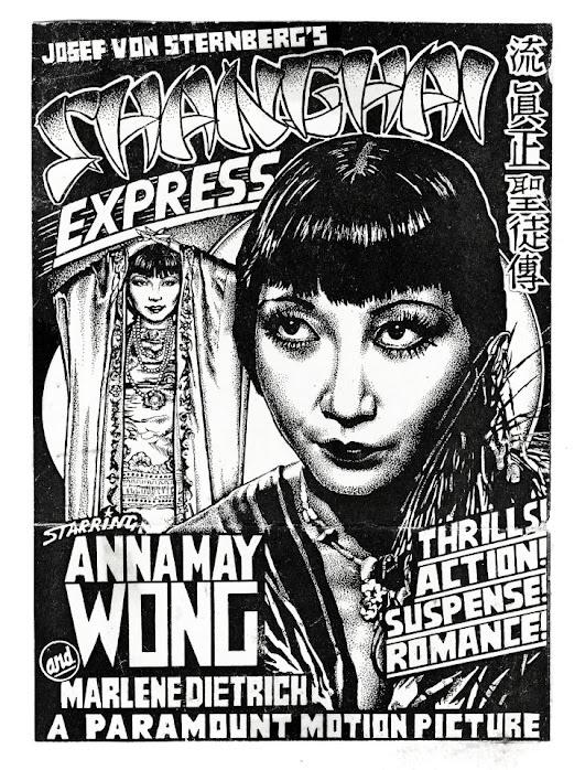 """""""Anna May Wong"""""""