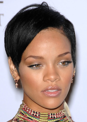Black Women Short Hair 2013 Styles